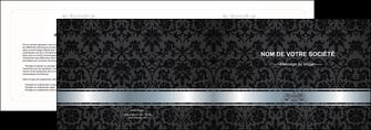 impression depliant 2 volets  4 pages  standard texture abstrait MIF46680