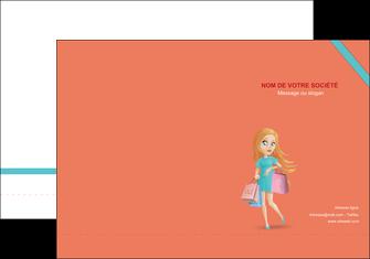 personnaliser modele de pochette a rabat vetements et accessoires shopping magasin fille MLIG46726