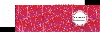 personnaliser maquette carte de visite standard abstrait fond MIF46768