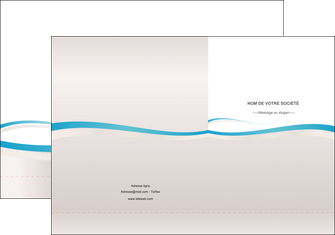 impression pochette a rabat standard texture contexture MLIG46836