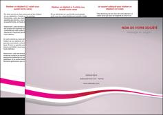 personnaliser maquette depliant 3 volets  6 pages  standard texture contexture MLGI46902