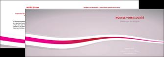 impression depliant 2 volets  4 pages  standard texture contexture MLGI46912
