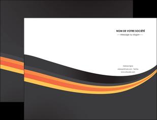 realiser pochette a rabat standard texture contexture MIF47002