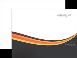 faire modele a imprimer pochette a rabat standard texture contexture MIS47004