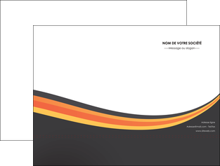 faire modele a imprimer pochette a rabat standard texture contexture MLIP47004