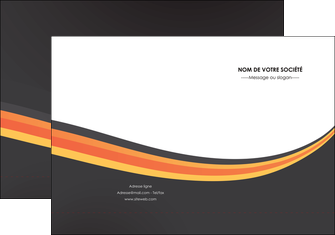 faire modele a imprimer pochette a rabat standard texture contexture MIS47020