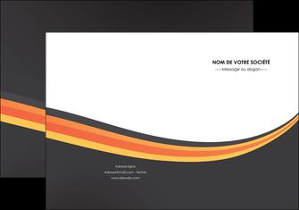 faire modele a imprimer pochette a rabat standard texture contexture MIF47020