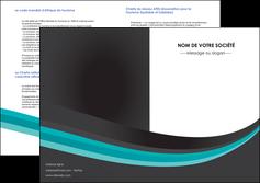 imprimer depliant 2 volets  4 pages  standard texture contexture MIF47040