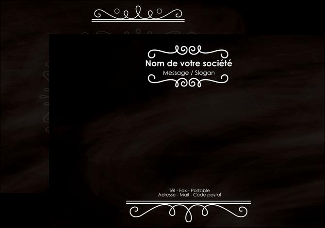personnaliser modele de flyers texture contexture structure MLGI47088