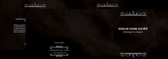 modele en ligne depliant 2 volets  4 pages  texture contexture structure MLGI47096