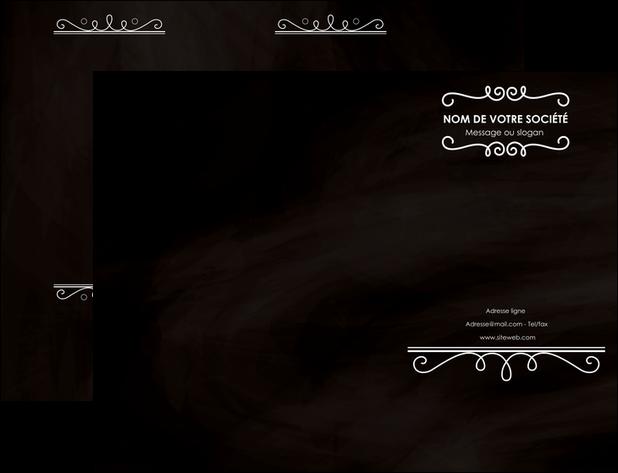cree pochette a rabat texture contexture structure MLGI47100