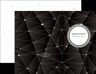 cree pochette a rabat standard texture contexture MIF47144