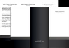 imprimer depliant 3 volets  6 pages  standard texture contexture MLGI47332