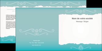 creer modele en ligne depliant 2 volets  4 pages  texture contexture structure MLGI47576