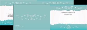creer modele en ligne depliant 2 volets  4 pages  texture contexture structure MLGI47590