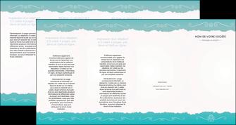 maquette en ligne a personnaliser depliant 4 volets  8 pages  texture contexture structure MLGI47608