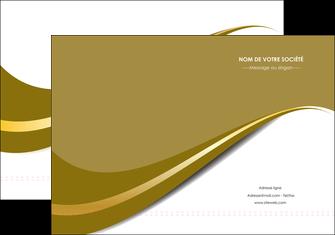 personnaliser modele de pochette a rabat texture contexture structure MIF47760