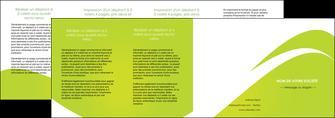 maquette en ligne a personnaliser depliant 4 volets  8 pages  texture contexture structure MLIG47912