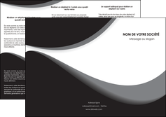 cree depliant 3 volets  6 pages  texture contexture structure MIF47978