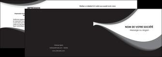personnaliser maquette depliant 2 volets  4 pages  texture contexture structure MIF47988