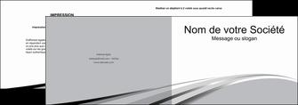 maquette en ligne a personnaliser depliant 2 volets  4 pages  texture contexture structure MLIG48014