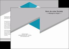 modele en ligne depliant 2 volets  4 pages  texture contexture structure MIS48066