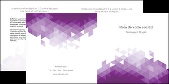 imprimerie depliant 2 volets  4 pages  texture contexture structure MIF48384