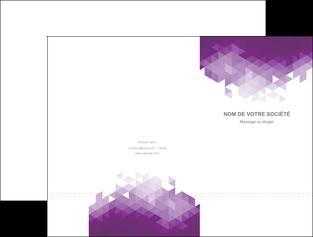 realiser pochette a rabat texture contexture structure MIF48400
