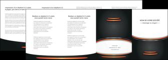 creation graphique en ligne depliant 4 volets  8 pages  texture contexture structure MLIG49034