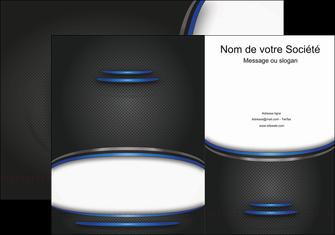 faire modele a imprimer pochette a rabat texture contexture structure MIF49132