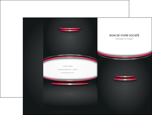 creer modele en ligne pochette a rabat texture contexture structure MLGI49528