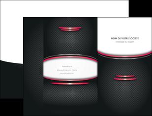 creer modele en ligne pochette a rabat texture contexture structure MIF49530