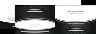 creation graphique en ligne depliant 2 volets  4 pages  texture contexture structure MLGI49902
