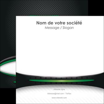 Impression flyers massage  flyers-massage Flyers Carré 14,8 x 14,8 cm