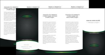 imprimer depliant 4 volets  8 pages  texture contexture structure MLIG50026