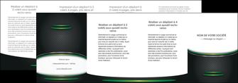 imprimer depliant 4 volets  8 pages  texture contexture structure MLIG50028
