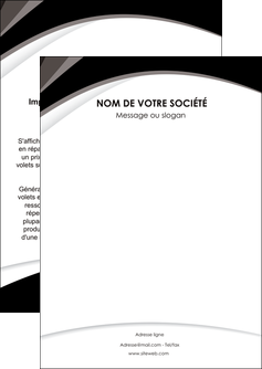 creation graphique en ligne flyers texture contexture structure MIF50136