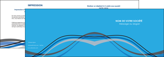 faire modele a imprimer depliant 2 volets  4 pages  texture contexture structure MIF50548