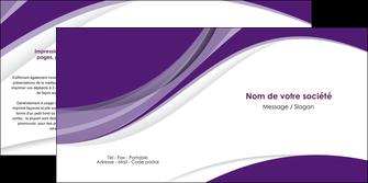 cree depliant 2 volets  4 pages  texture contexture structure MIF50754