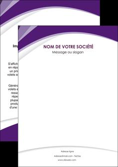 personnaliser modele de flyers texture contexture structure MIF50782