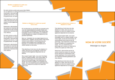 exemple depliant 3 volets  6 pages  texture contexture structure MLIG50880
