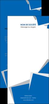 personnaliser modele de flyers texture contexture structure MIF50912