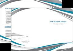 imprimerie depliant 2 volets  4 pages  texture contexture structure MIF50972