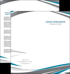 imprimer depliant 2 volets  4 pages  texture contexture structure MIF50984
