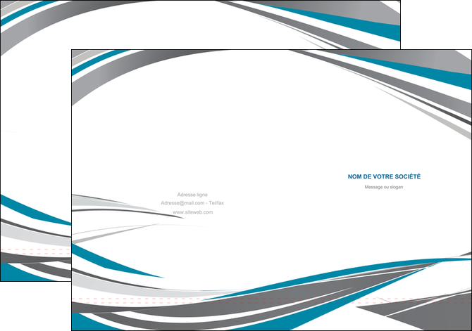 personnaliser modele de pochette a rabat texture contexture structure MLGI51000
