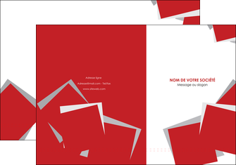 maquette en ligne a personnaliser pochette a rabat texture contexture structure MIF51048