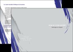 personnaliser maquette depliant 2 volets  4 pages  texture contexture structure MLGI51420