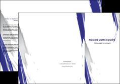 faire modele a imprimer depliant 3 volets  6 pages  texture contexture structure MLGI51440