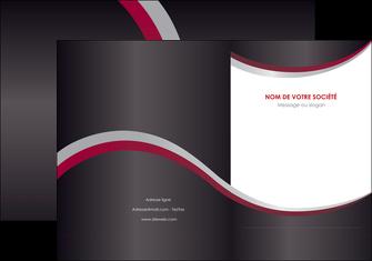 Chemise Porte Document Personnalisé Impression Imprimer Imprimerie Faire - Porte document personnalisé
