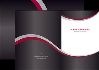 realiser pochette a rabat texture contexture structure MIF51514